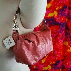 Coach Mini Top handle bag